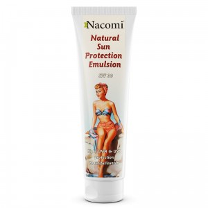 NACOMI Emulsja do opalania SPF30 150ml