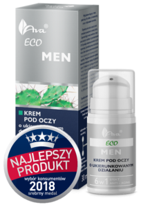 AVA Eco Men Krem pod oczy 15ml