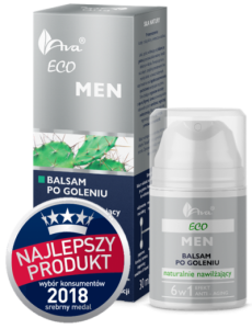 AVA Eco Men Balsam po goleniu 6w1 50ml